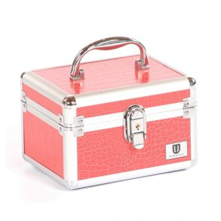 Urbanity Glamour Case Pink Crocodile