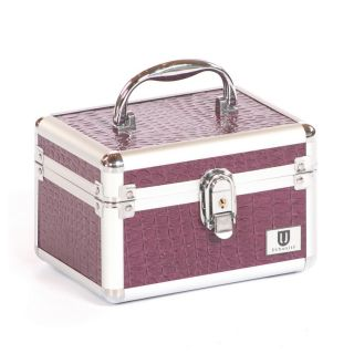 Urbanity Glamour Case Purple Crocodile